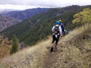 Descent to CP2