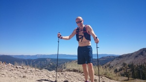 Emigrant Pass on the Western States 100 course